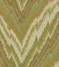Home Decor 8\u0022x8\u0022 Fabric Swatch-Upholstery-Finnie Flamestitch/French Roast