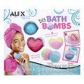 Alex Toys Spa DIY Fizzy Bath Bomb Kit