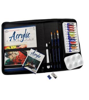 Royal Brush Stuio Artist Set-Acrylic