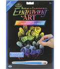 Royal Langnickel Rainbow Foil Clownfish Engraving Art Kit
