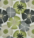 Robert Allen @ Upholstery Fabric 54\u0027\u0027-Greystone Pure Petals