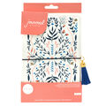 American Crafts Journal Studio Journal Kit Crate Paper Floral