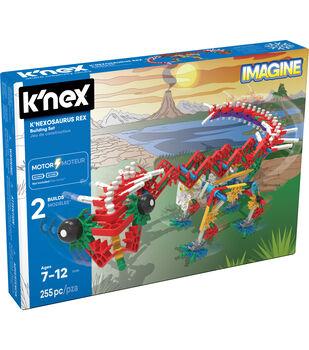 K'NEX Imagine K'NEXosaurus Rex Building Set