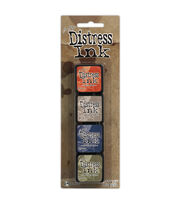Tim Holtz Distress Mini Ink Kits-Kit 5, , hi-res