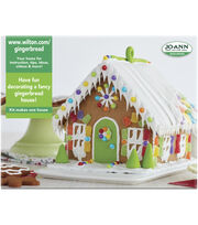Wilton® Pre-Baked Gingerbread House Decorating Kit, , hi-res