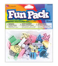 Fun Pack Multi Shaped Beads 32/Pkg-Christian