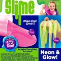 Nickelodeon Neon & Glow Slime Making Kit