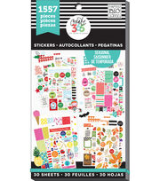 The Happy Planner Sticker Sheets-Seasonal, , hi-res