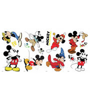York Wallcoverings Wall Decals-Mickey Mouse True Original, , hi-res