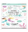 Me & My Big Ideas Stickers-Mermaids
