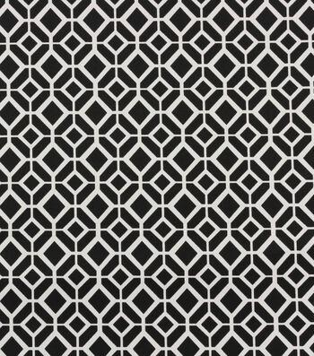 Solarium Outdoor Print Fabric 54''-Midnight Cindy