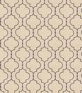 Eaton Square Lightweight Decor Fabric 52\u0022-Benton/Navy