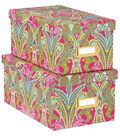 Josephine Kimberling Caravan Dream Set Of Nesting Boxes
