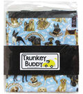 Two Lumps of Sugar Trunkey Buddy Trunk Tote-Man\u0027s Best Friend