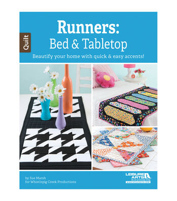 Runners Bed & Tabletop Book