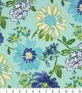 Home Essentials Lightweight Decor Fabric 45\u0027\u0027-McLorelai Lagoon
