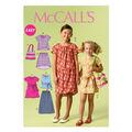Mccall Pattern M6882 3-4-5-6 -Mccall Pattern