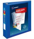 Heavy-Duty View Binder 2\u0022-Pacific Blue