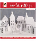 DCWV Paper Projects-Winter Village