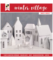DCWV Paper Projects-Winter Village, , hi-res