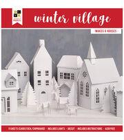 DCWV Paper Projects-Winter Village, , hi-res