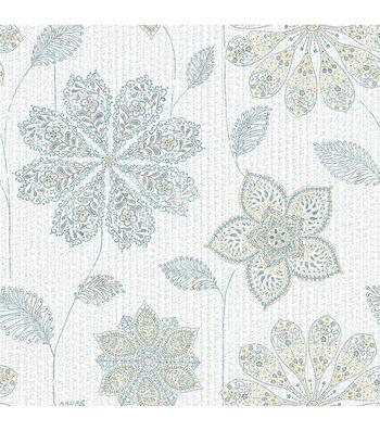 WallPops NuWallpaper Peel & Stick Wallpaper-Gypsy Floral