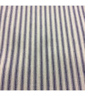 Pillow Ticking Quilt Utility Fabric-Blue