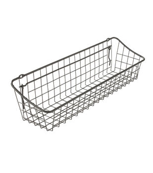 Spectrum Large Pegboard & Wall Mount Basket