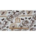 Anti-Pill Fleece Fabric 59\u0022-Hot Coffee