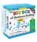 Key Education Big Box of Sentence Building Manipulative, Grade K-2