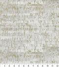 Keepsake Calico Cotton Fabric-White Metallic Cork