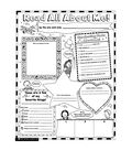 Scholastic Teaching Resources Personal Poster Sets: Read All About Me
