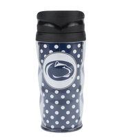 Penn State University Polka Dot Travel Mug, , hi-res