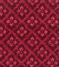 Keepsake Calico Cotton Fabric 44\u0022-Arabesque Red