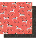 Maggie Holmes Willow Lane Double-Sided Cardstock 12\u0022X12\u0022-Frolic