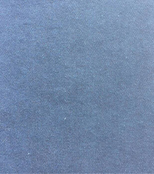 """Denim Medium Wash High Stretch Fabric 45"""""""