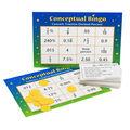 Conceptual Math Bingo, Convert Fraction Decimal Percent, Pack of 450