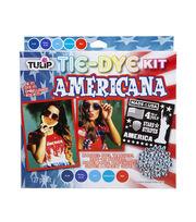 Tulip Tie Dye Trend Kit-Americana, , hi-res