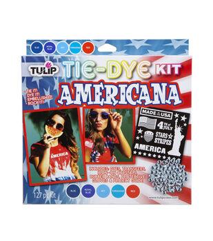 Tulip Tie Dye Trend Kit-Americana