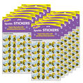 Buzzing Bumblebees Sparkle Stickers 12 Packs