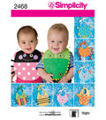 Simplicity Pattern 2468OS One Size -Simplicity Crafts