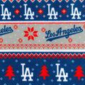 Los Angeles Dodgers Fleece Fabric-Winter