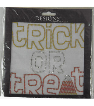 Appliques iron on patches applique designs joann designs iron on trick or treat urtaz Gallery