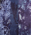 Fabric Quarters Cotton Fabric 18\u0022-Assorted Red Batiks