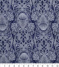 Novelty Cotton Fabric 43\u0022-Sea Allover