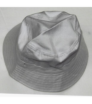Bucket Hat-White
