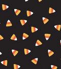 Maker\u0027s Halloween 60\u0022 Round Tablecloth-Candy Corn
