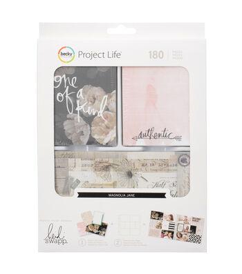 Project Life Magnolia Jane Heidi Swapp 180 pk Value Kit