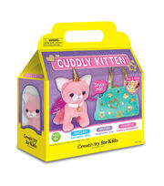 Creativity for Kids-Cuddly Kitten, , hi-res