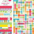 Doodlebug Design 12\u0027\u0027x12\u0027\u0027 Paper Plus Value Pack-Primary